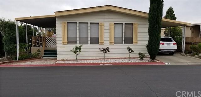 10350 Baseline Road #177, Rancho Cucamonga, CA 91701 (#CV18289615) :: Angelique Koster