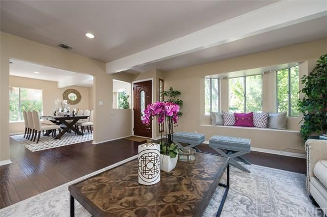 5148 Hesperia Avenue, Encino, CA 91316 (#SR18289949) :: Fred Sed Group