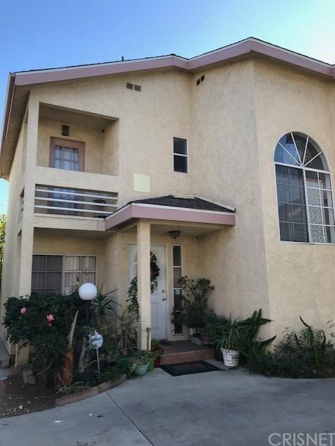 9235 Woodman Avenue J, Arleta, CA 91331 (#SR18289934) :: Fred Sed Group