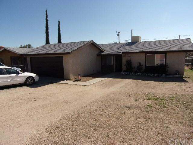 55825 Antelope Trail, Yucca Valley, CA 92284 (#JT18290038) :: Allison James Estates and Homes