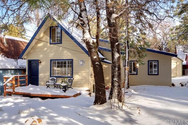 813 Riverside Avenue, Big Bear, CA 92386 (#PW18290145) :: Fred Sed Group