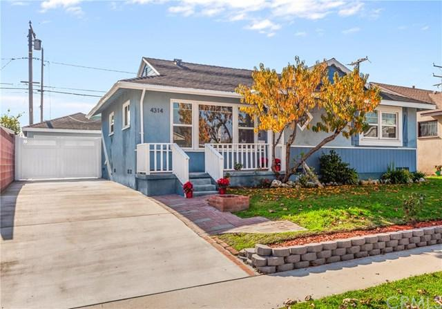 4314 Cathann Street, Torrance, CA 90503 (#SB18288885) :: Fred Sed Group