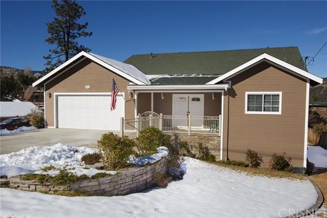 8921 Deer Trail, Frazier Park, CA 93225 (#SR18289868) :: Fred Sed Group