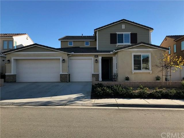 1429 Worland Street, Beaumont, CA 92223 (#EV18290036) :: Angelique Koster