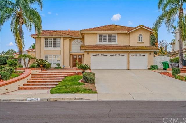 24032 Highcrest Drive, Diamond Bar, CA 91765 (#CV18285079) :: DSCVR Properties - Keller Williams