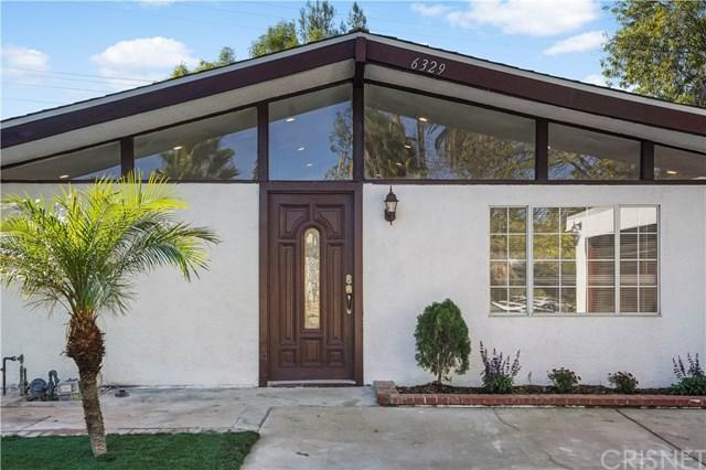 6329 Jumilla Avenue, Woodland Hills, CA 91367 (#SR18289639) :: Fred Sed Group