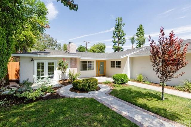 22627 Califa Street, Woodland Hills, CA 91367 (#SR18290514) :: Fred Sed Group