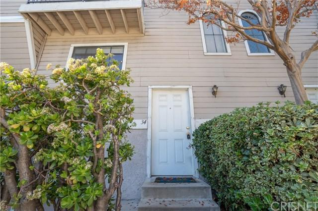 8338 Woodley Place #34, North Hills, CA 91343 (#SR18290553) :: Kim Meeker Realty Group