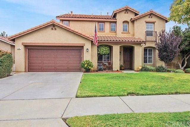 158 Goldenrod Avenue, Perris, CA 92570 (#SW18284624) :: McKee Real Estate Group Powered By Realty Masters & Associates
