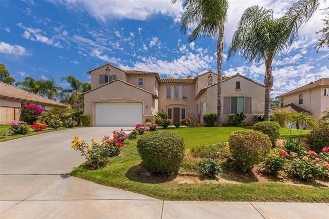 1105 Amelia Place, Escondido, CA 92026 (#180067281) :: Fred Sed Group