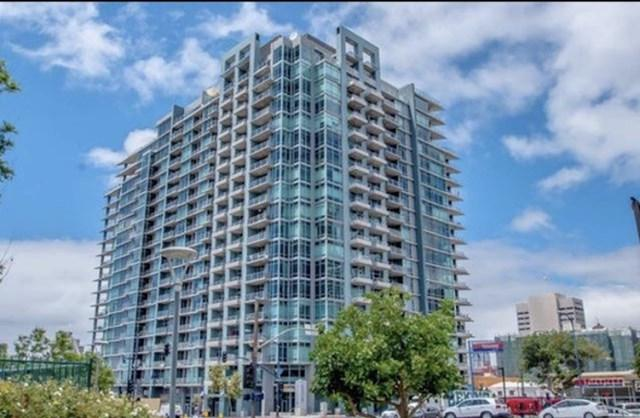 1080 Park Blvd #1406, San Diego, CA 92101 (#180067284) :: Fred Sed Group