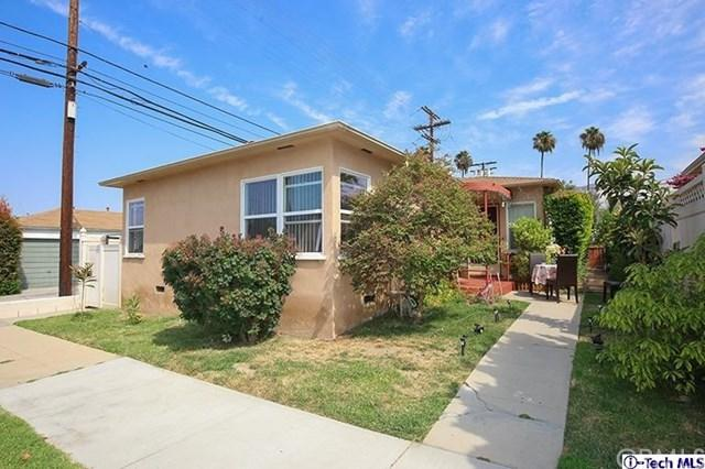 605-607 Arden Avenue, Glendale, CA 91202 (#318004972) :: Fred Sed Group