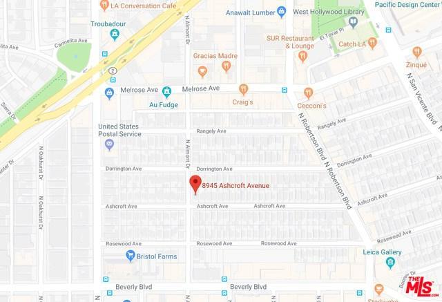 8945 Ashcroft Avenue, West Hollywood, CA 90048 (#18415476) :: PLG Estates