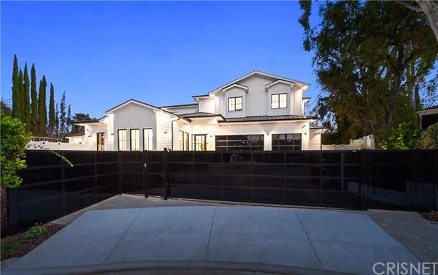 5044 Andasol Avenue, Encino, CA 91316 (#SR18290781) :: Fred Sed Group