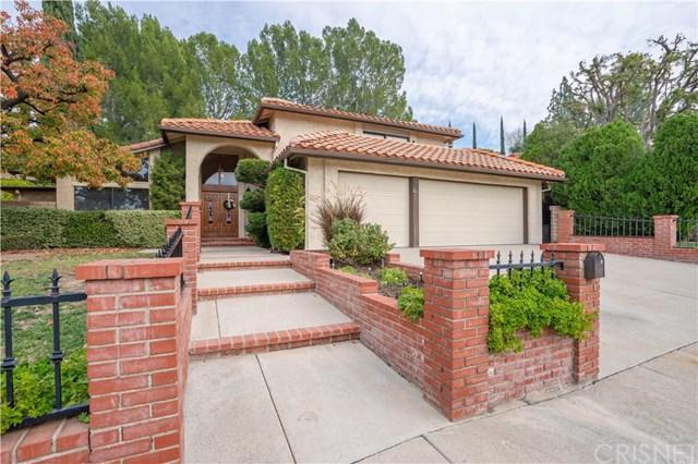 18939 Killimore Court, Porter Ranch, CA 91326 (#SR18290634) :: Ardent Real Estate Group, Inc.