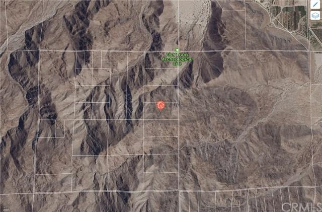 0 Vacant Land, Thermal, CA 92274 (#IV18290037) :: The Laffins Real Estate Team