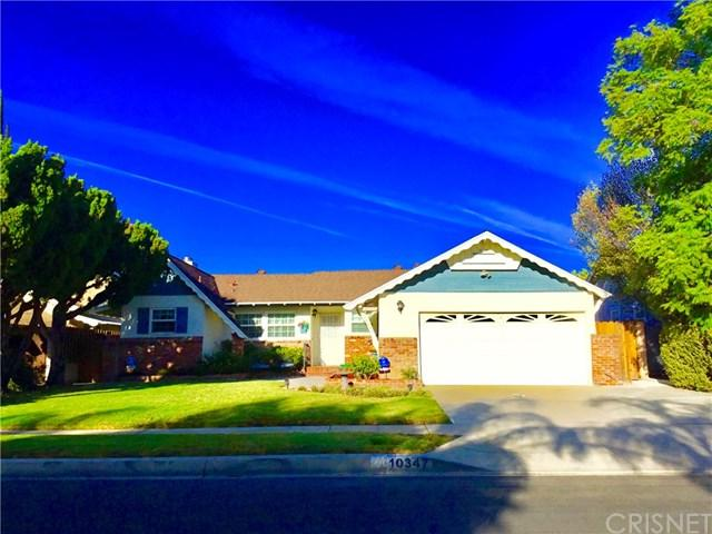 10347 Wish Avenue, Granada Hills, CA 91344 (#SR18290485) :: Kim Meeker Realty Group