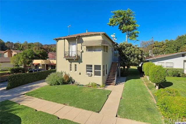 1327 Las Flores Drive, Los Angeles (City), CA 90041 (#318004957) :: Fred Sed Group