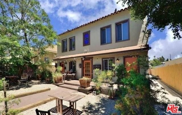 708 N Dillon Street, Los Angeles (City), CA 90026 (#18415542) :: Fred Sed Group