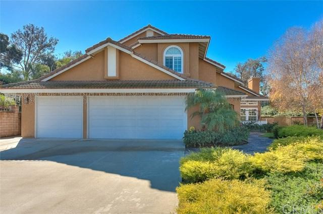 14236 Brook Hollow Lane, Chino Hills, CA 91709 (#TR18290930) :: Cal American Realty