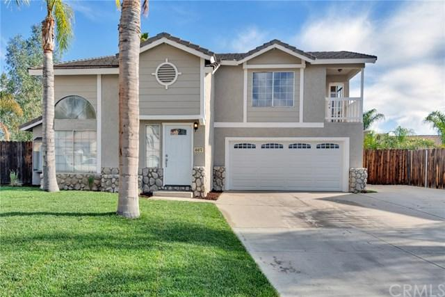 887 Cory Ann Court, Perris, CA 92570 (#IV18290025) :: McKee Real Estate Group Powered By Realty Masters & Associates