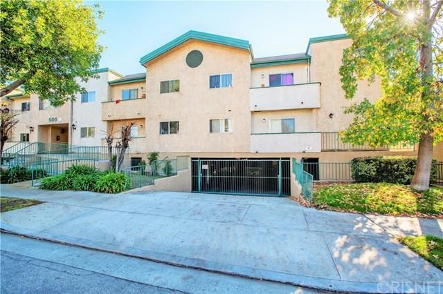 500 Oak Street, Glendale, CA 91204 (#SR18290528) :: Go Gabby