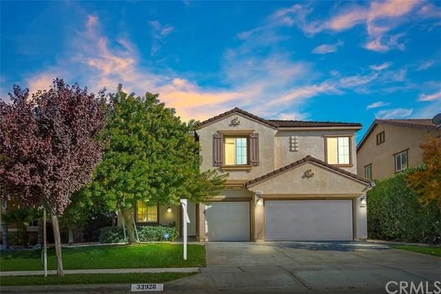 33928 Verbena Avenue, Murrieta, CA 92563 (#SW18291009) :: California Realty Experts