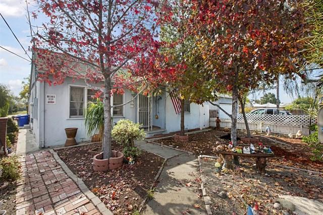 8159 Mt Vernon, Lemon Grove, CA 91945 (#180067376) :: Fred Sed Group