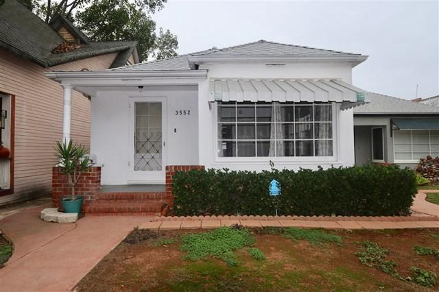 3552 Front St, San Diego, CA 92103 (#180067373) :: OnQu Realty