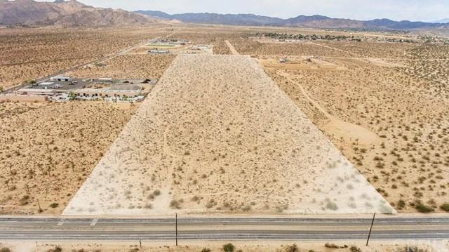 59200 Twentynine Palms, Yucca Valley, CA 92284 (#JT18290428) :: Hiltop Realty