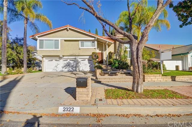 2322 Donosa Drive, Rowland Heights, CA 91748 (#TR18291157) :: Fred Sed Group