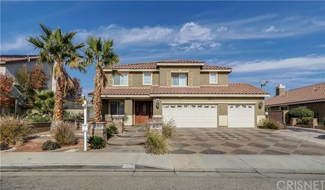 1861 Hideaway Place, Palmdale, CA 93551 (#SR18291199) :: Ardent Real Estate Group, Inc.