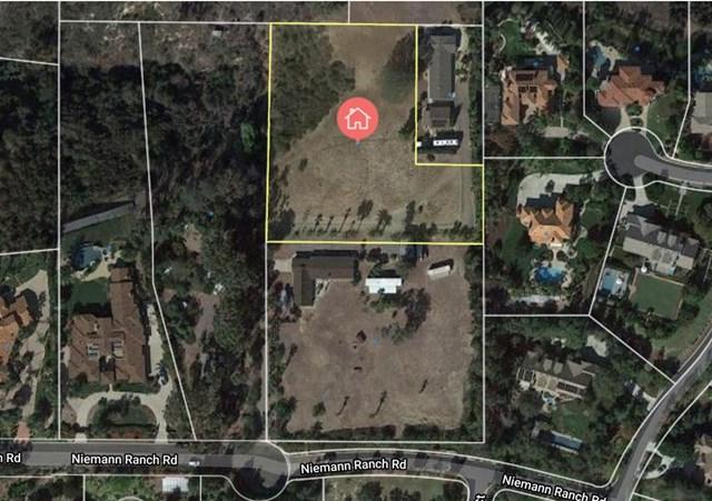 0 Niemann Ranch Road, Rancho Santa Fe, CA 92067 (#180067384) :: Fred Sed Group