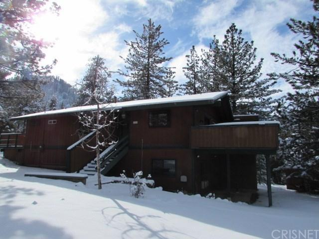 1717 Woodland Drive, Pine Mountain Club, CA 93222 (#SR18274880) :: Fred Sed Group