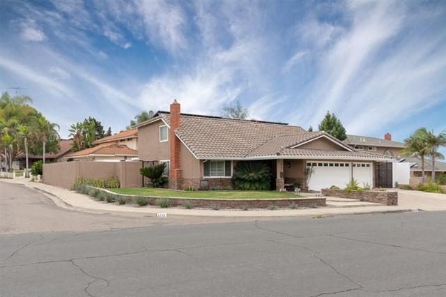8745 Lake Angela Drive, San Diego, CA 92119 (#180067400) :: Fred Sed Group