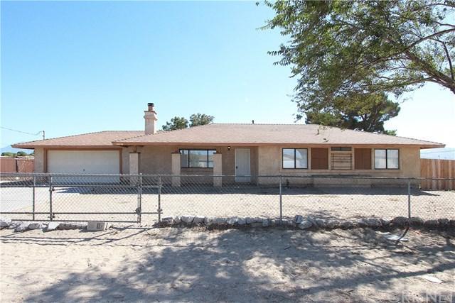 10030 E Avenue R2, Littlerock, CA 93543 (#SR18291304) :: Fred Sed Group