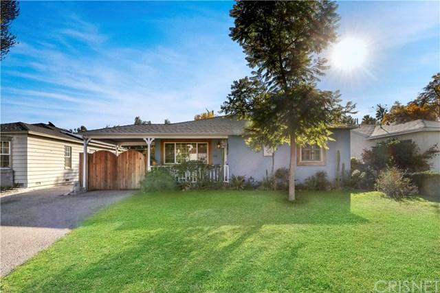 11122 Landale Street, Studio City, CA 91602 (#SR18291292) :: Fred Sed Group