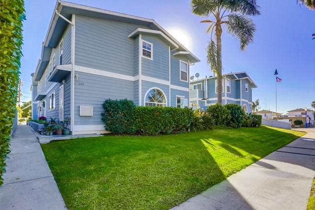 1009 Tourmaline #4, San Diego, CA 92109 (#180067432) :: Fred Sed Group