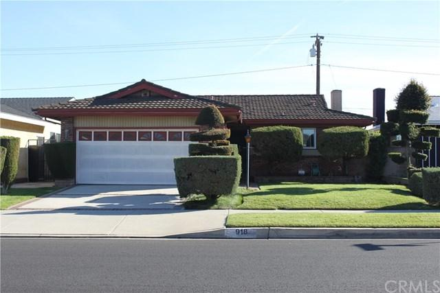 918 E Turmont Street, Carson, CA 90746 (#DW18286830) :: Fred Sed Group
