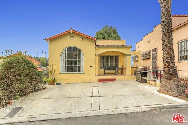 3309 Hamilton Way, Los Angeles (City), CA 90026 (#18414130) :: Fred Sed Group