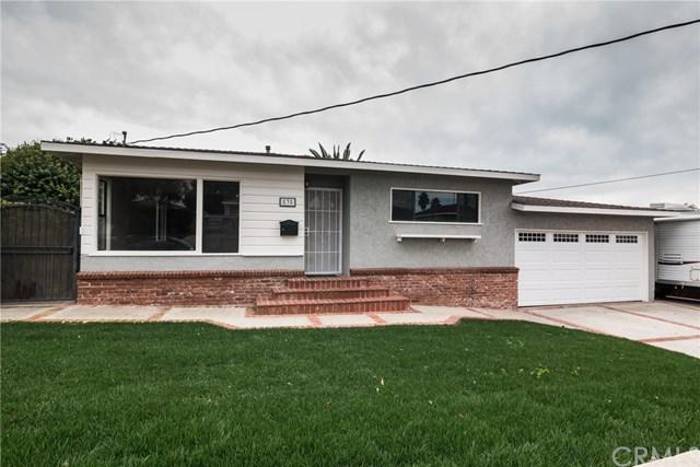 835 W 27th Street, San Pedro, CA 90731 (#IV18290923) :: Keller Williams Realty, LA Harbor
