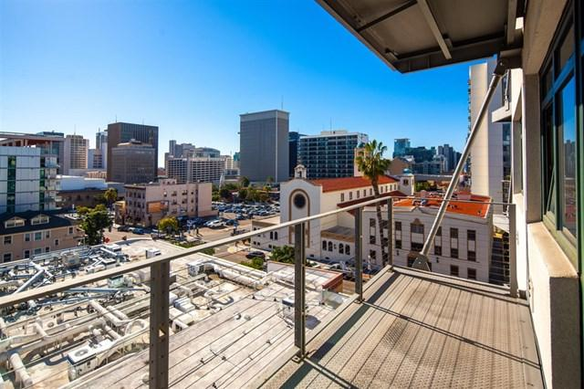 1551 4th Ave #511, San Diego, CA 92101 (#180067466) :: Fred Sed Group