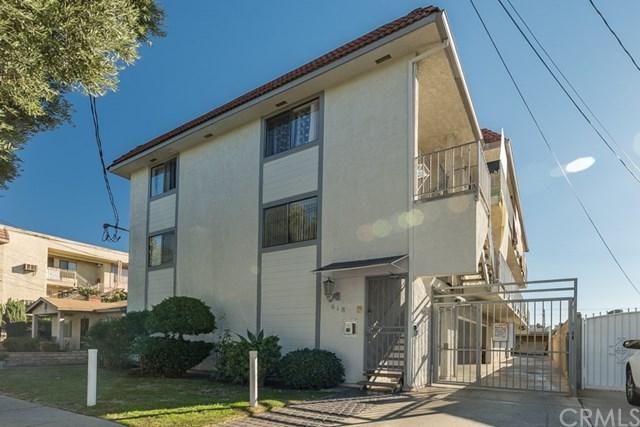 618 E Chestnut Street, Glendale, CA 91205 (#AR18291527) :: Go Gabby
