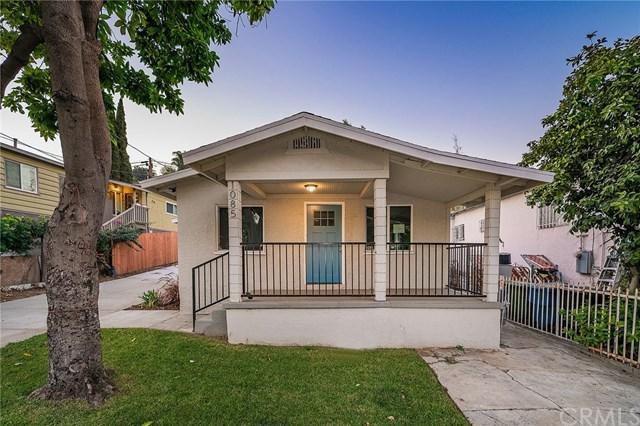 1085 N Hazard Avenue, East Los Angeles, CA 90063 (#DW18291466) :: Fred Sed Group