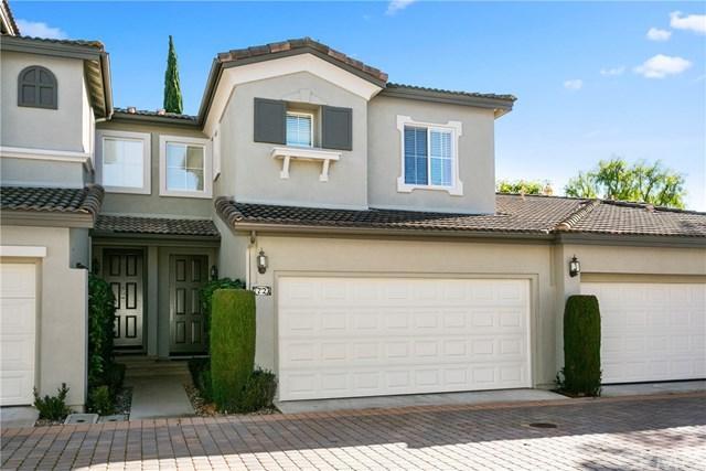 72 Trofello Lane, Aliso Viejo, CA 92656 (#OC18291383) :: Pam Spadafore & Associates