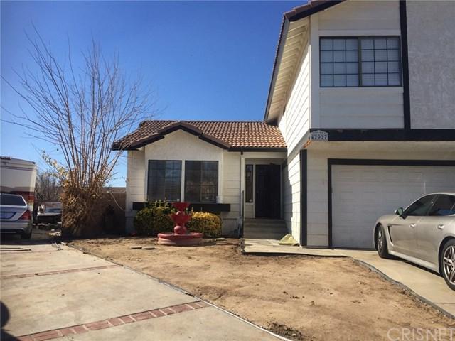 42927 21st Street W, Lancaster, CA 93536 (#SR18291609) :: Fred Sed Group