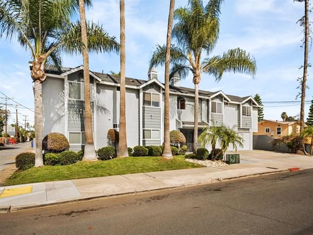 2230 Monroe Ave #5, San Diego, CA 92116 (#180067500) :: OnQu Realty