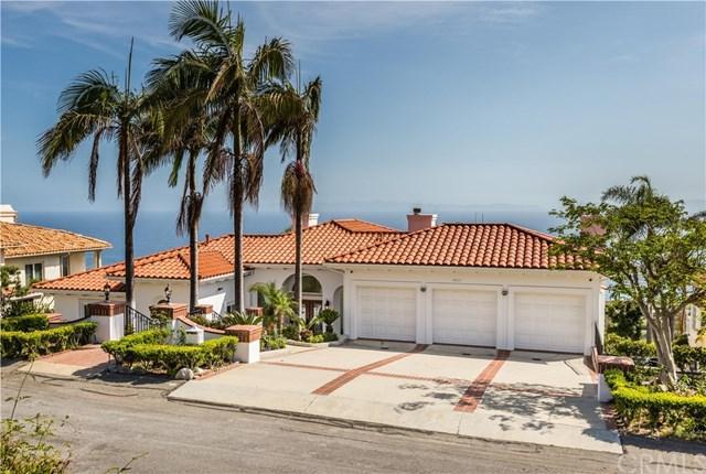 3422 Palo Vista Drive, Rancho Palos Verdes, CA 90275 (#SB18291476) :: Keller Williams Realty, LA Harbor