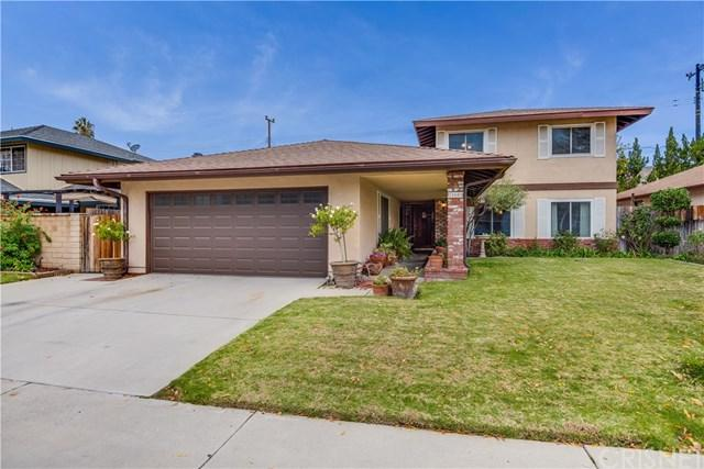 19601 Four Oaks Street, Canyon Country, CA 91351 (#SR18289390) :: Team Cooper | Keller Williams Realty Chico Area