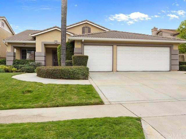 9141 Hamilton Street, Rancho Cucamonga, CA 91701 (#IV18291683) :: The Costantino Group | Cal American Homes and Realty